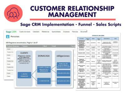 CRM & Sales
